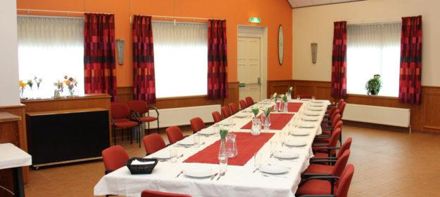 Open eettafel