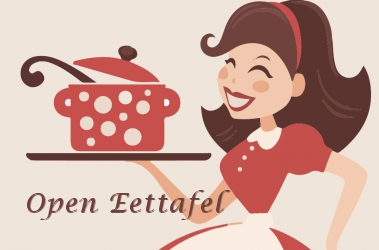 Logo Open eettafel